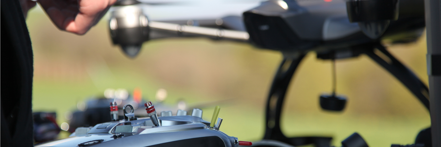 riprese aeree drone