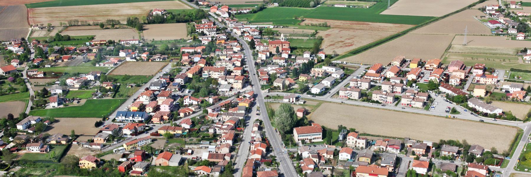 fotografia aerea rovigo